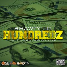 Shawty Lo - Hundredz Feat. Ron Browz & Waka Flocka
