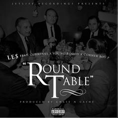 Le$ - Round Table Feat. Curren$y, Roddy & Cornerboy P (Prod. By Chase N. Cashe)