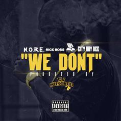 N.O.R.E. - We Don't Feat. Rick Ross, Ty Dolla $ign & City Boy Dee