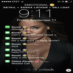 Sanaa Lathan - Emotional Feat. DeJ Loaf