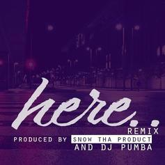 Snow Tha Product - I'll Be Here (Remix)