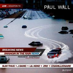 Paul Wall - Swangin In The Rain (Remix) Feat. Slim Thug, J-Dawg, Lil Keke, Z-Ro & Chamillionaire