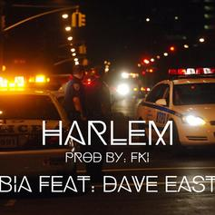 Bia - Harlem Feat. Dave East (Prod. By FKi)