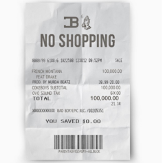 French Montana - No Shopping Feat. Drake