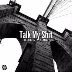 Joell Ortiz - Talk My Shit (Prod. By !llmind)
