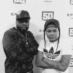"""50 Cent - """"OOOUUU"""" Remix Feat. Young M.A"""