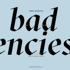 Theo Martins - Bad Tendencies Feat. Thelonious Martin