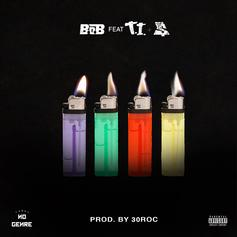 B.o.B - 4 Lit Feat. T.I. & Ty Dolla $ign (Prod. By 30 Roc)