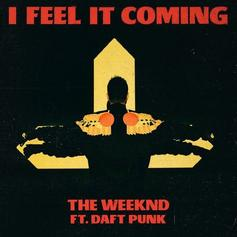 The Weeknd - I Feel It Coming Feat. Daft Punk