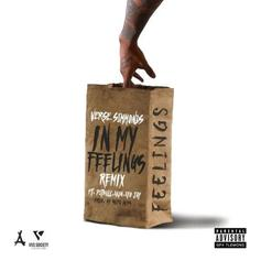 Verse Simmonds - In My Feelings (Remix) Feat. Pitbull, Akon & Ayo Jay