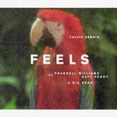 Calvin Harris - Feels Feat. Big Sean, Pharrell & Katy Perry