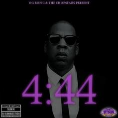 OG Ron C & The Chopstars - 4:44 (Chopped Not Slopped)