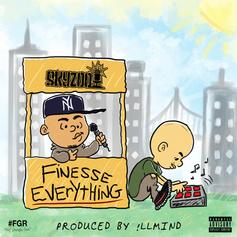 Skyzoo - Finesse Everything (Prod. By !llmind)