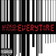 """WizKid & Future Link Up On """"Everytime"""""""