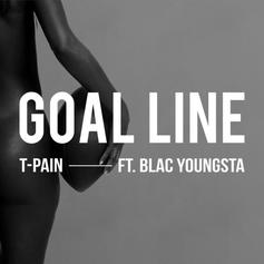 """T-Pain & Blac Youngsta Are At The """"Goal Line"""""""