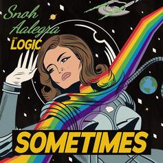 "Snoh Aalegra & Logic Join Forces For ""Sometimes"""