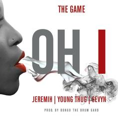"""The Game Taps Young Thug, Jeremih, & Sevyn Streeter For """"Oh I"""""""