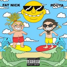 "Fat Nick & Pouya Link Up On ""Hate On Me"""