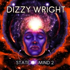"""Dizzy Wright Taps Larry June For """"Connect The Dots"""""""