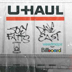 "Dave East Jumps On The Upgraded Version Of Joey Fatts' ""U-Haul"""