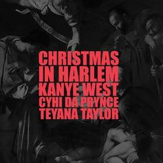 "Kanye West's ""Christmas In Harlem"" With Teyana Taylor & CyHi The Prynce Is Perfect Holiday Music"