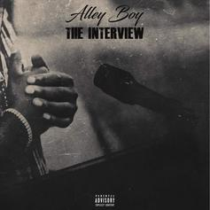"""Alley Boy Makes His Return With """"The Interview"""""""