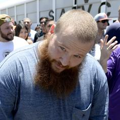 """Action Bronson Covers Mary J. Blige's """"I'm Goin' Down"""""""