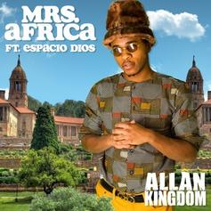 """Allan Kingdom Retraces His Roots With """"Mrs. Africa"""""""