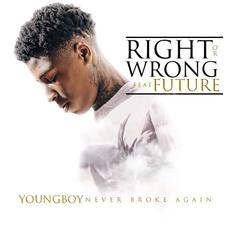 "Youngboy Never Broke Again Recruits Future For ""Right Or Wrong"""