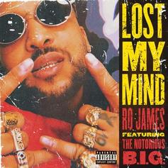 "Ro James Pays Homage To Notorious B.I.G On New Song ""Lost My Mind"""