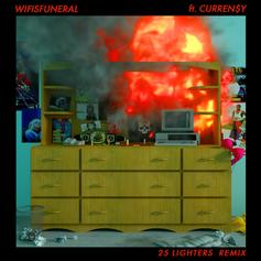 "Wifisfuneral Adds Veteran Stoner Curren$y To ""25 Lighters"" Remix"