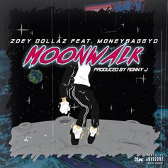 """Zoey Dollaz & Moneybagg Yo Team Up For New Song """"Moon Walk"""""""