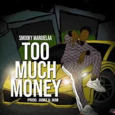 "Smooky Margielaa Returns With ""Too Much Money"""