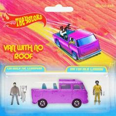 """Ski Mask The Slump God & The48Lord Pull Up In The """"Van With No Roof"""""""