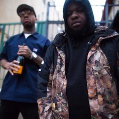 "Larry June & Maxo Kream Team On Sledgren-Produced ""Papers Served"""