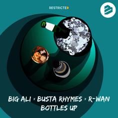 """Busta Rhymes, Big Ali and R Wan Join Forces On """"Bottles Up"""" Dance Track"""