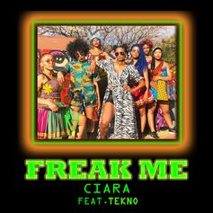 "Ciara Brings Sensual Energy To Tekno Assisted ""Freak Me"""