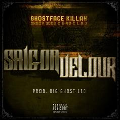 "Ghostface Taps E-40, LA The Darkman & Snoop Dogg For ""Saigon Velour"""