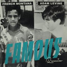 """French Montana Adds Adam Levine To His Latest """"Famous"""" Remix"""
