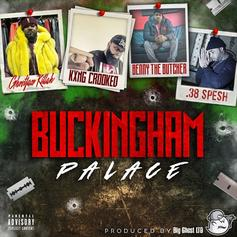 """Ghostface Killah Taps KXNG Crooked & Benny The Butcher On """"Buckingham Palace"""""""