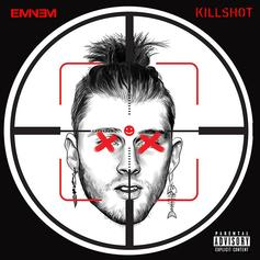 "Eminem Finally Responds To Machine Gun Kelly In ""KILLSHOT"""
