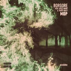 """Gucci Mane & Thirty Rack Link Up With Borgore On """"MOP"""""""
