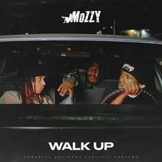 "Mozzy Performs A ""Walk Up"" In Broad Daylight"