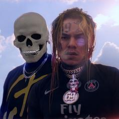 """6ix9ine Is The Reigning King Of Europe On Vladimir Cauchemar's """"Aulos Reloaded"""""""