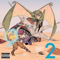 "Azizi Gibson Is Only A Stranger To Himself On ""Backwards Books 2"""