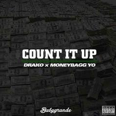 "Drako & Moneybagg Yo Are All About The Money On ""Count It Up"""