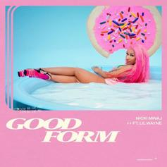 "Nicki Minaj & Lil Wayne Rep Young Money On ""Good Form"" Remix"