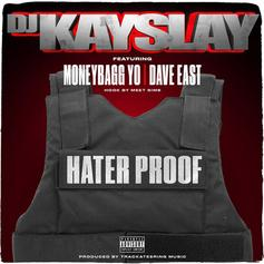 """DJ Kay Slay Grabs Moneybagg Yo, Dave East, & Meet Sims For """"Hater Proof"""""""