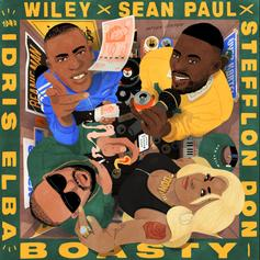 "Wiley, Sean Paul & Stefflon Don Grab Idris Elba For ""Boasty"""