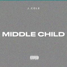 """J. Cole Goes Off On New Single """"Middle Child"""""""